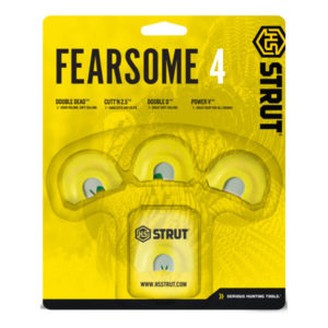 Fearsome 4 Diaphragm 4 Pack