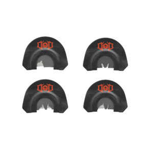 Drury Outdoors Signature Tongue Series Mouth Calls 4 Pack